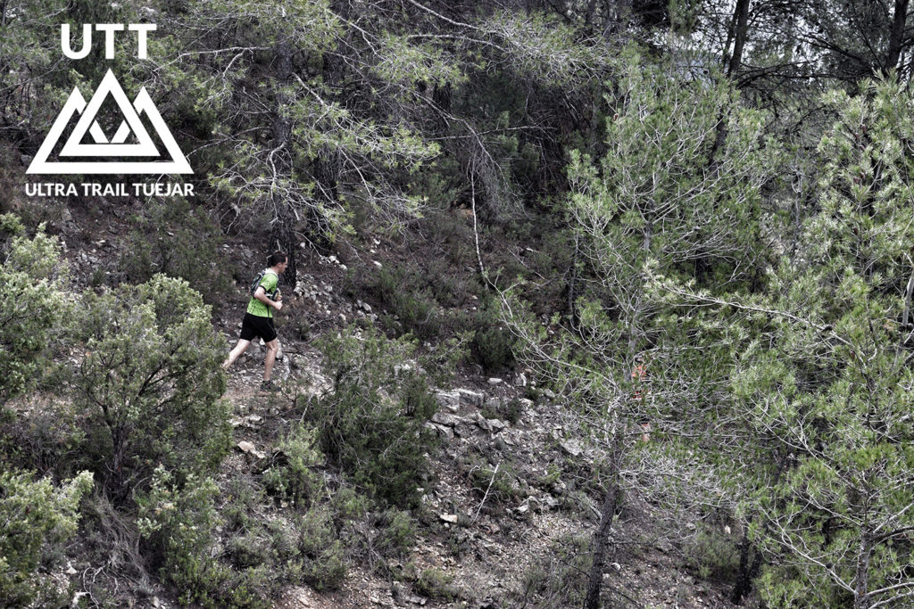 UTT Ultra Trail Tuejar Fotos en carrera